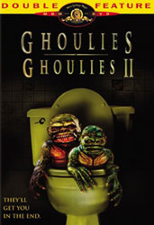 Ghoulies Video Cover 1