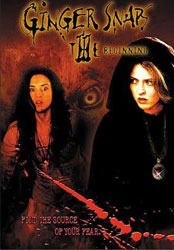 Ginger Snaps Back: The Beginning Video Cover 2