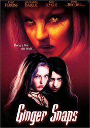 Ginger Snaps Video Cover 3