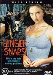 Ginger Snaps Video Cover 5