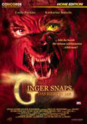Ginger Snaps Video Cover 6