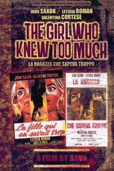 The Girl Who Knew Too Much Video Cover 1
