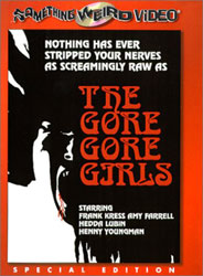 The Gore-Gore Girls Video Cover 1