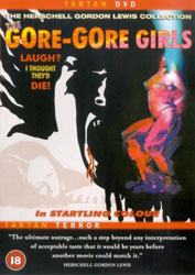 The Gore-Gore Girls Video Cover 2