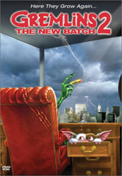Gremlins 2: The New Batch Video Cover