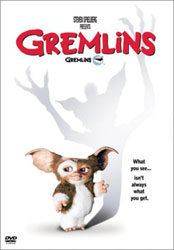 Gremlins Video Cover 2