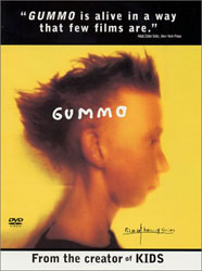 Gummo Video Cover