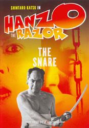 Hanzo The Razor Series Video Cover 2