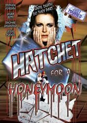 Hatchet for the Honeymoon Video Cover 2