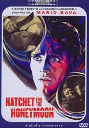 Hatchet for the Honeymoon Video Cover 4