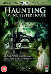 Haunting of Winchester House Video Cover 1