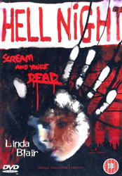 Hell Night Video Cover 2