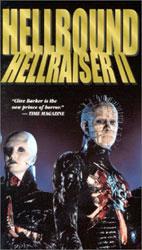 Hellbound: Hellraiser II Video Cover 1
