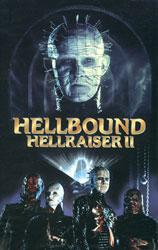 Hellbound: Hellraiser II Video Cover 2