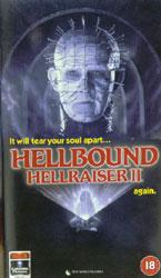 Hellbound: Hellraiser II Video Cover 4