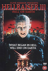 Hellraiser III: Hell on Earth Video Cover 1