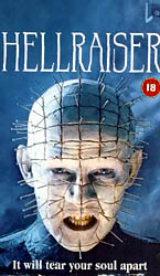 Hellraiser Video Cover 2