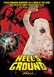 Hell's Ground Video Cover 2