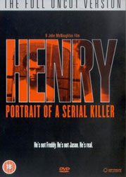 Henry: Portrait of a Serial Killer Video Cover 1
