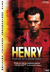 Henry: Portrait of a Serial Killer Video Cover 2