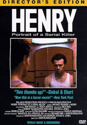 Henry: Portrait of a Serial Killer Video Cover 4