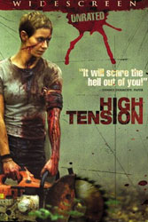 High Tension Video Cover