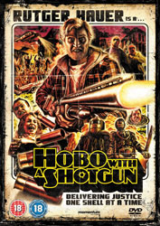 Hobo With a Shotgun Video Cover 1