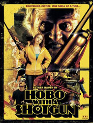 Hobo With a Shotgun Video Cover 2