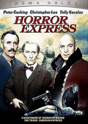 Horror Express Video Cover 1