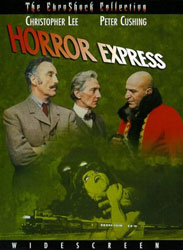 Horror Express Video Cover 4