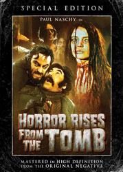 Horror Rises From The Tomb Video Cover 1