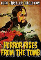Horror Rises From The Tomb Video Cover 2