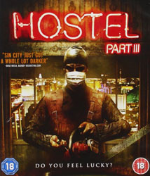 Hostel: Part III Video Cover