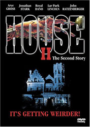 House II: The Second Story Video Cover 1