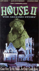 House II: The Second Story Video Cover 2