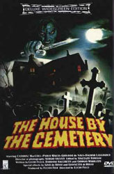 House By The Cemetery Video Cover 3
