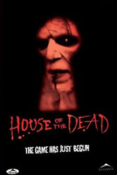 House Of The Dead Video Cover