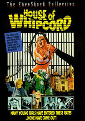 House of Whipcord Video Cover 2