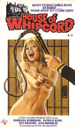 House of Whipcord Video Cover 6