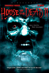 House of the Dead 2 Video Cover