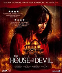 The House of the Devil Video Cover 1