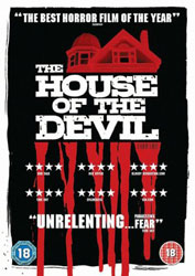The House of the Devil Video Cover 3
