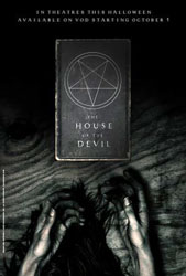 The House of the Devil Video Cover 5