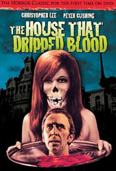 The House That Dripped Blood Video Cover