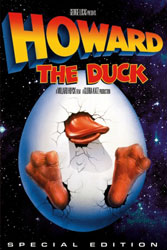 Howard the Duck Video Cover 1