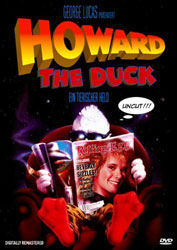 Howard the Duck Video Cover 3