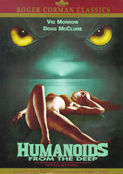 Humanoids From The Deep Video Cover 1