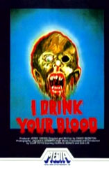 I Drink Your Blood Video Cover 4