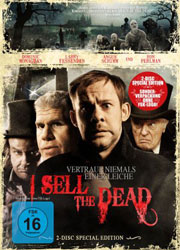 I Sell the Dead Video Cover 2