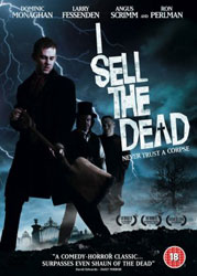 I Sell the Dead Video Cover 3